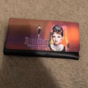 Handbags - Breakfast at Tiffany's Audrey Hepburn wallet